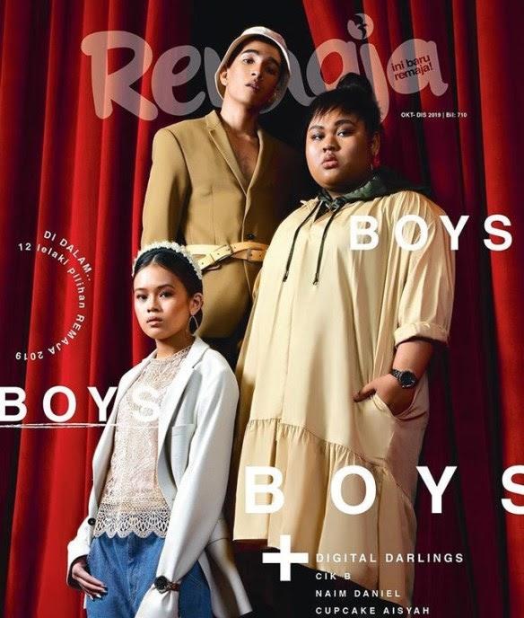"""#Hiburan: """"Cik B Rasa Rendah Diri""""- Dato' Vida Buka Mulut Isu Kecaman Gambar Anaknya Jadi 'Cover' Majalah"""