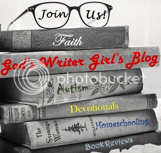 God's Writer Girl's Blog