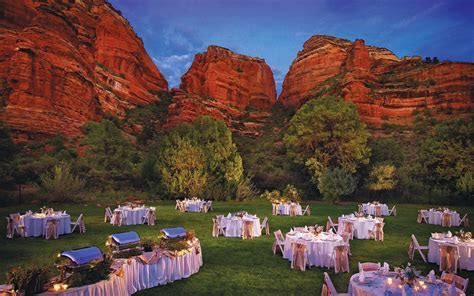Sedona Weddings   Enchantment Resort in Arizona