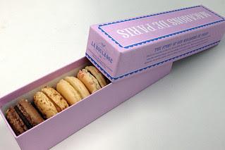 La Boulange - Macarons