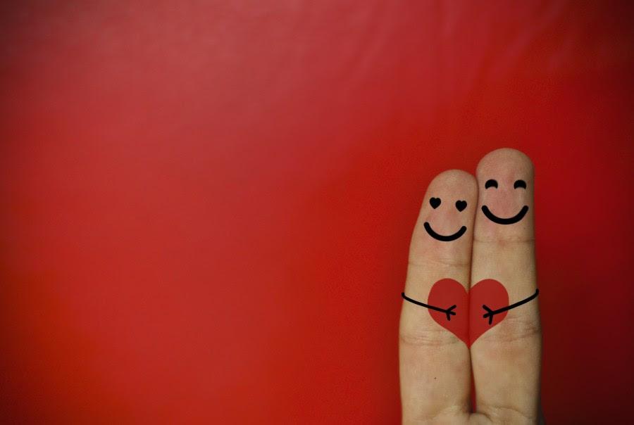 Imagen De Amor Concepto Dedos Enamorados Foto Gratis 100010757
