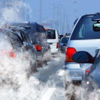 Kota yang Penuh Polusi