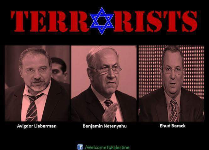 The real terrorists
