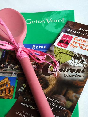 Foodies in Rome