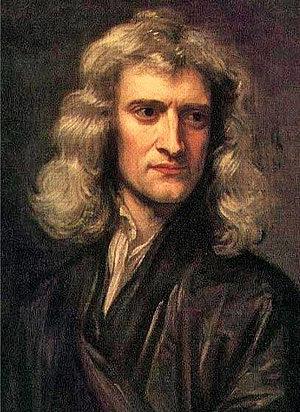 English: Isaac Newton Dansk: Sir Isaac Newton ...