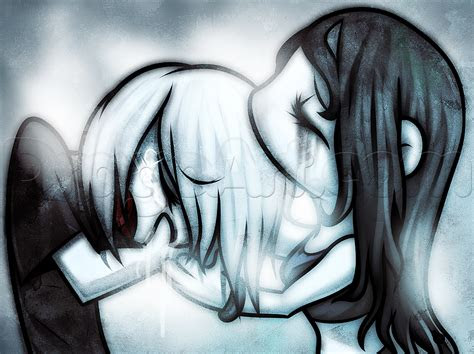 draw  crying couple step  step anime people