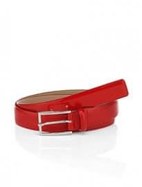 Leather Belt Gavrilo-f By Hugo