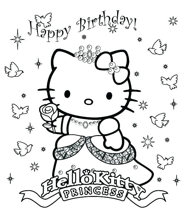 Happy Birthday Sister Coloring Pages at GetColorings.com ...