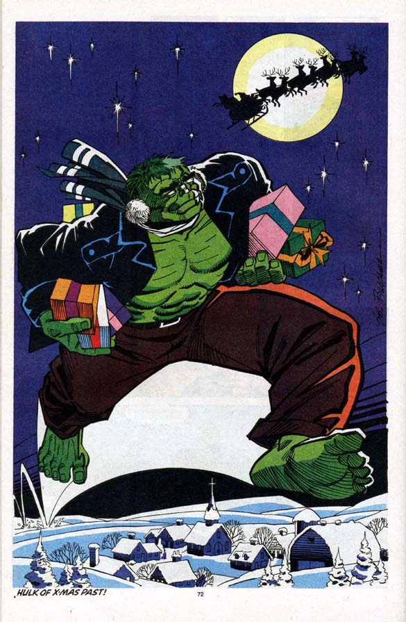 Marvel Holiday Special 1992