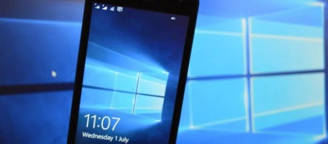 Página do Windows 10 exibe nova forma de agrupar tiles nos smartphones
