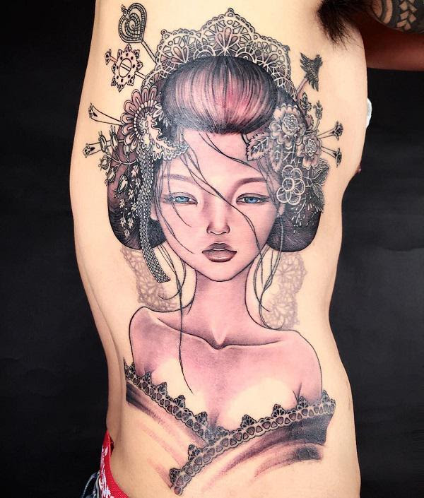 55 Awesome Japanese Tattoo Designs Art And Design