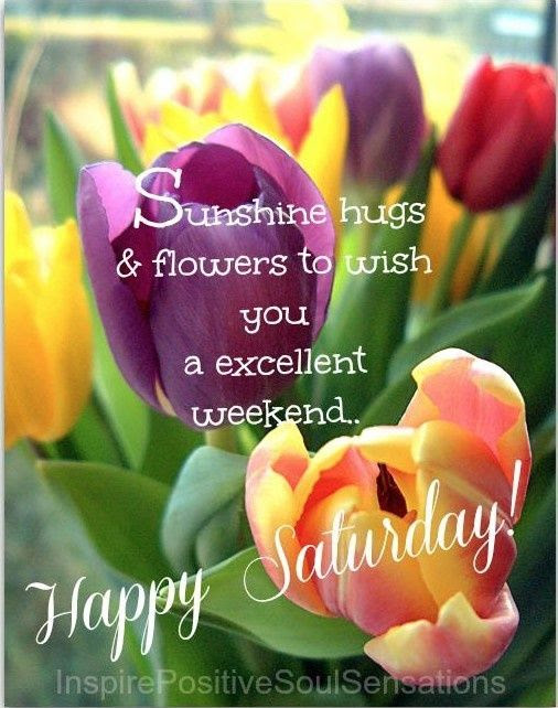 Happy Saturday Have A Great Weekend Pictures Photos And Images For