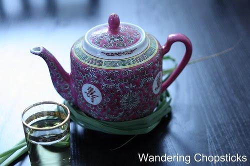 Tra Xa (Vietnamese Lemongrass Tea) 2