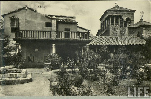 Museo del Greco  de Toledo a principios del siglo XX. Archivo de la revista Life