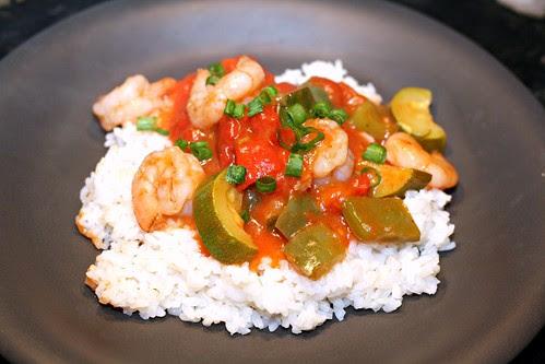 Summer Shrimp Creole
