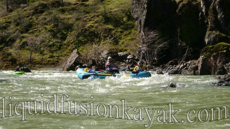 Whitewater Rafting Mendocino Eel River