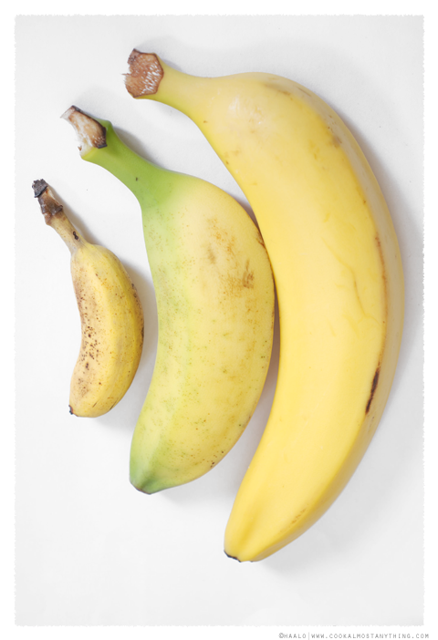 banana comparison© by Haalo