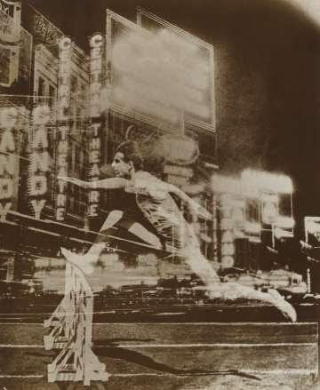 'Récord: corredor en la ciudad' (1926), de El Lissitzky.