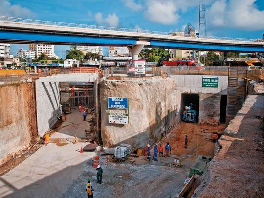 Son paralizadas casi todas las obras de Odebrecht en Rep. Dominicana;ya esta empresa suspendió a 3,900 trabajadores