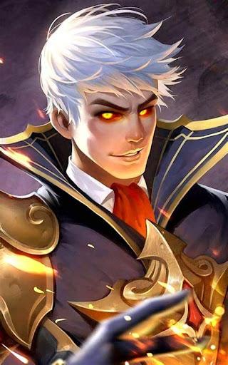 Alucard Demon Hunter Mobile Legend Wallpaper Hd