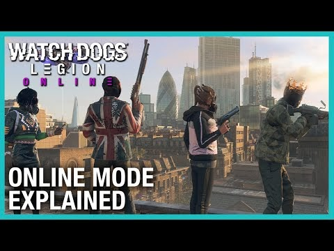 Watch Dogs: Legion multiplayer release date and new gameplay revealed