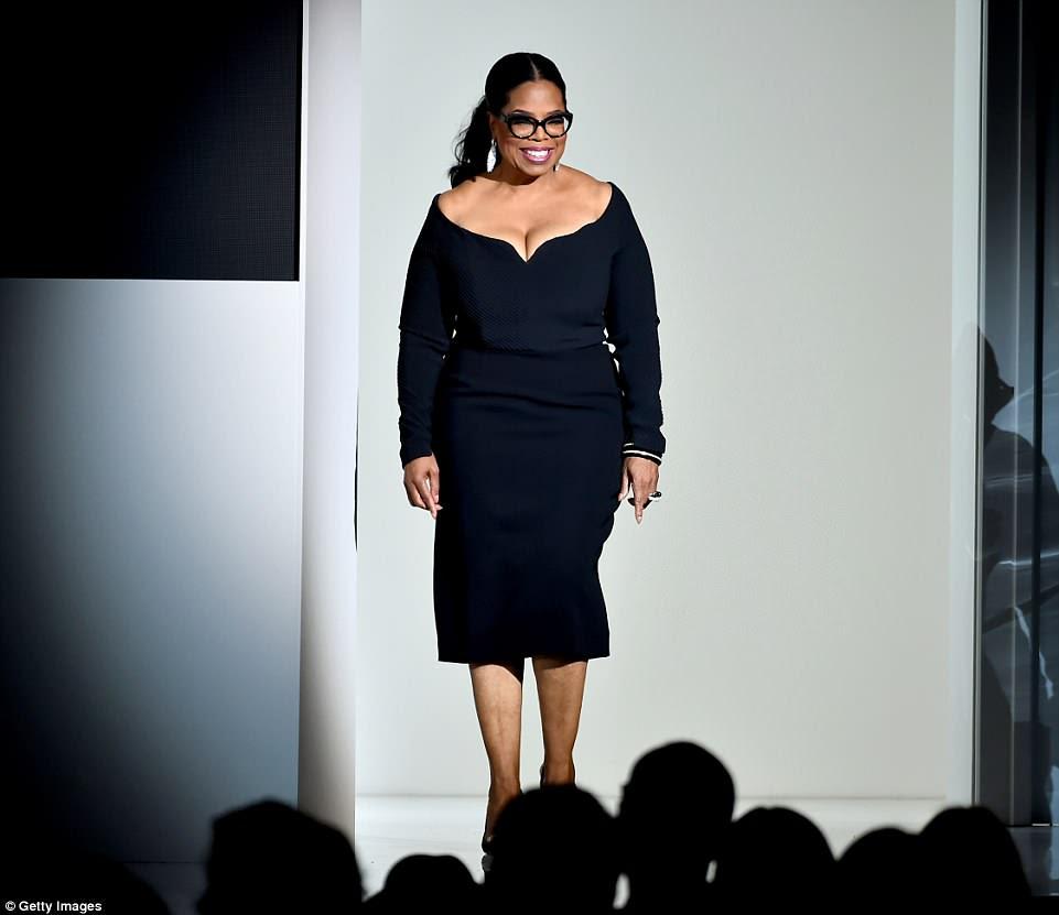 O Poderoso O: Oprah Winfrey trouxe sua estrela de megawatt para a festa