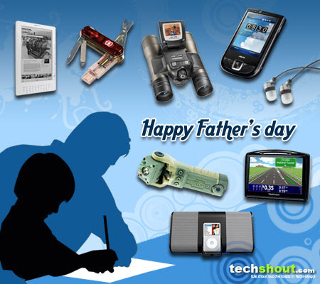 Fathers Day gadgets