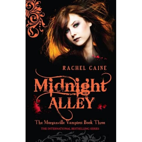 midnight alley by rachel caine new uk cover