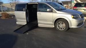 Illinois Wheelchair Vans For Sale Blvd Com