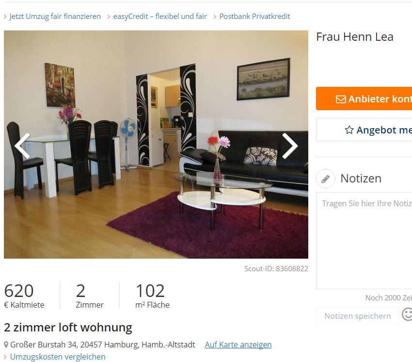 Kücheninsel Fussbodenheizung: Wohnungsbetrug.blogspot.com: 2 Zimmer Loft Wohnung Großer