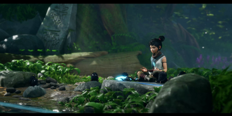 """Kena: Bridge of Spirits hands-on premiere: As good as """"Legend of Pikmin"""" sounds"""