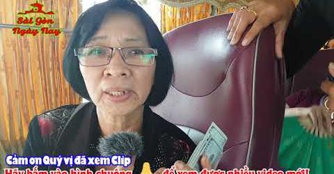 Trao 1900$ các MTQ Sài Gòn ngày nay góp sức xây cầu giúp bà con nghèo ở Cà Mau