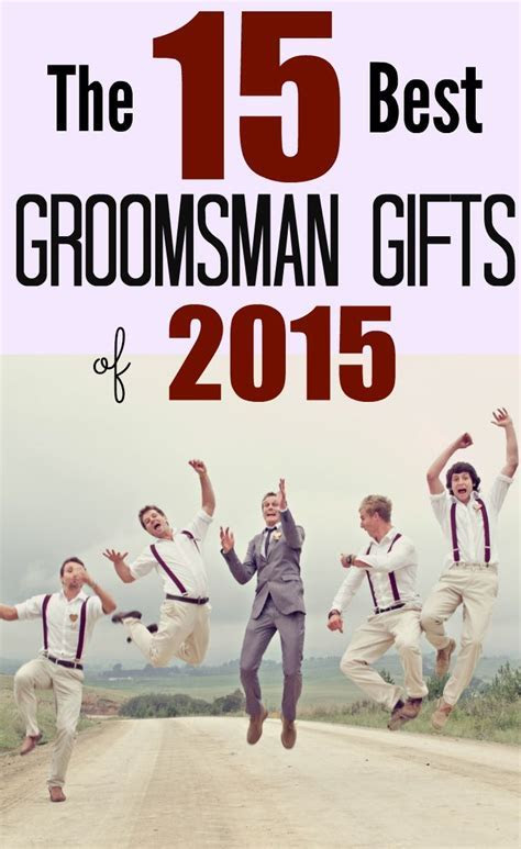 You have to take a peek at these gifts! #groom #groomsman