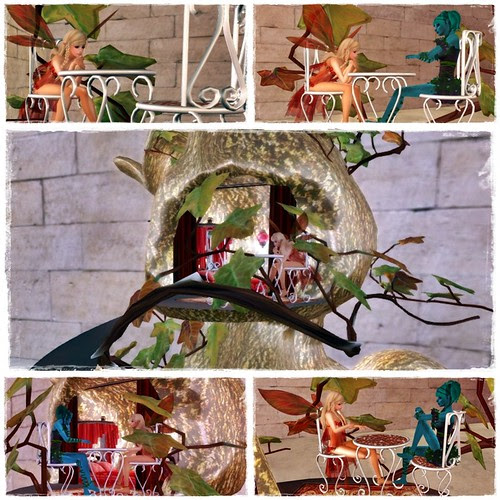 Fantasy Faire- Golden magic hollow for petites 02