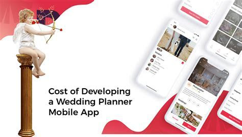 How Much Does it Cost to Develop an App like Wedding