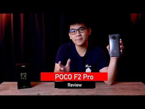 รีวิว Poco F2 Pro สเปคเรือธง ในราคาเพียง 17,999 บาท