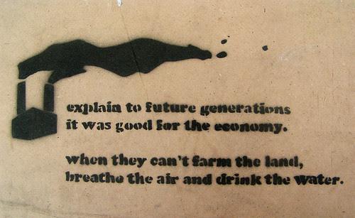explain to future generations