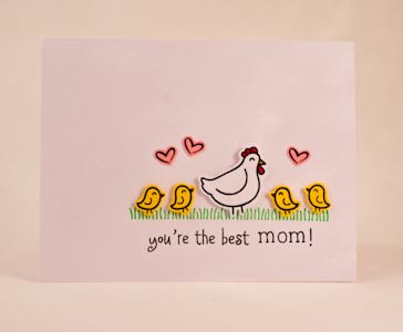 You're the Best Mom!
