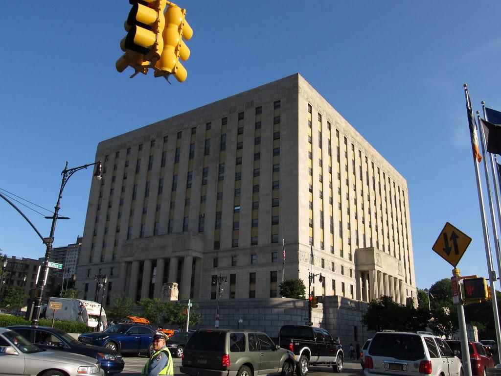 Bronx County Courthouse, Bronx, New York