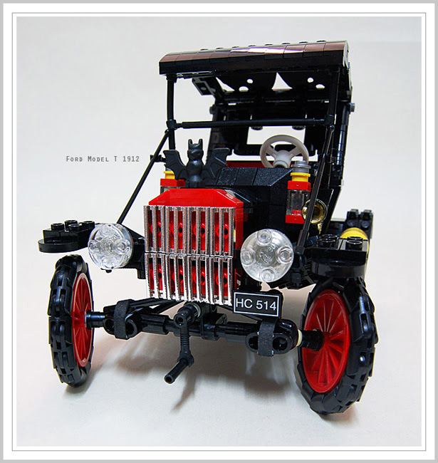 1912 Ford Model T The Brothers Brick The Brothers Brick