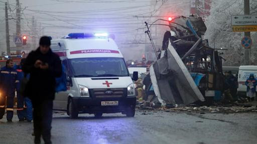 Second Deadly Blast in Russian City of Volgograd Kills at Least 14