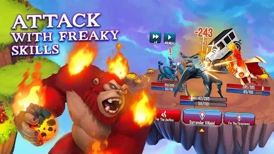 Monster Legends Mod Apk (2020 updated)