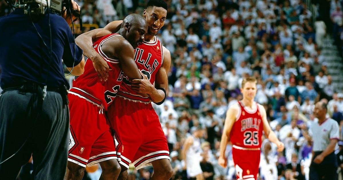1997 Nba Finals Game 6 / Bulls Vs Sonics 1996 Nba Finals ...