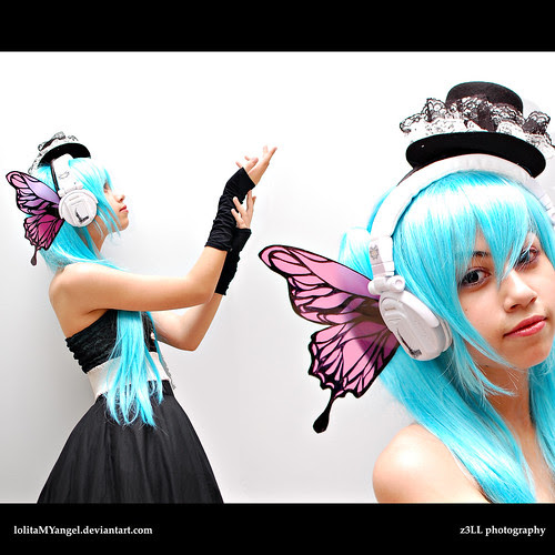 Vocaloid: Miku Magnet Version