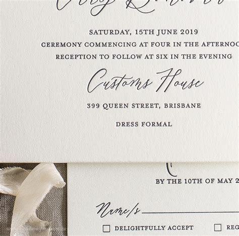 How do you write a Dress Code on a Wedding Invitation