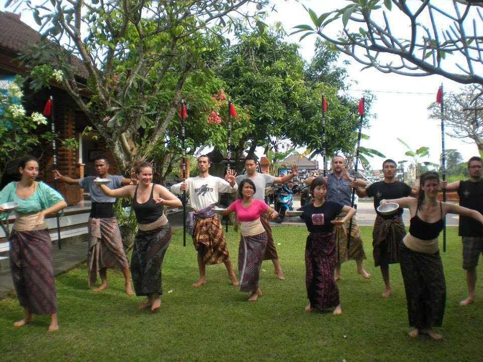 19072013  Maaike van Milt: Indonesian Arts and Culture Scholarship 2013 in Bali  Indonesia