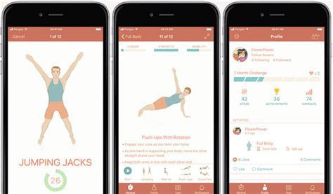 Best Fitness Apps for iPhone in 2019: Getting Fit Is