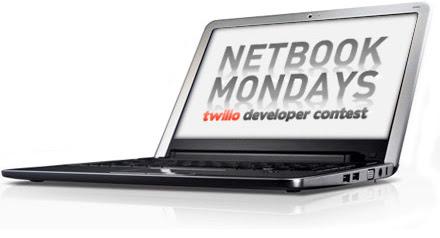 twilio-netbook-developer-contest