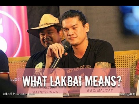 Baste Duterte in TV5's Newest Reality Adventure Show LAKBAI!