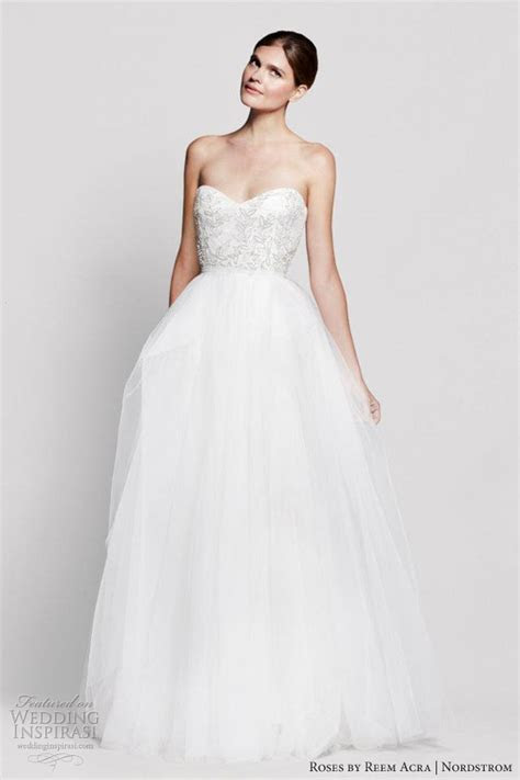 Reem Acra Ivy R103 Size 3 Wedding Dress ? OnceWed.com